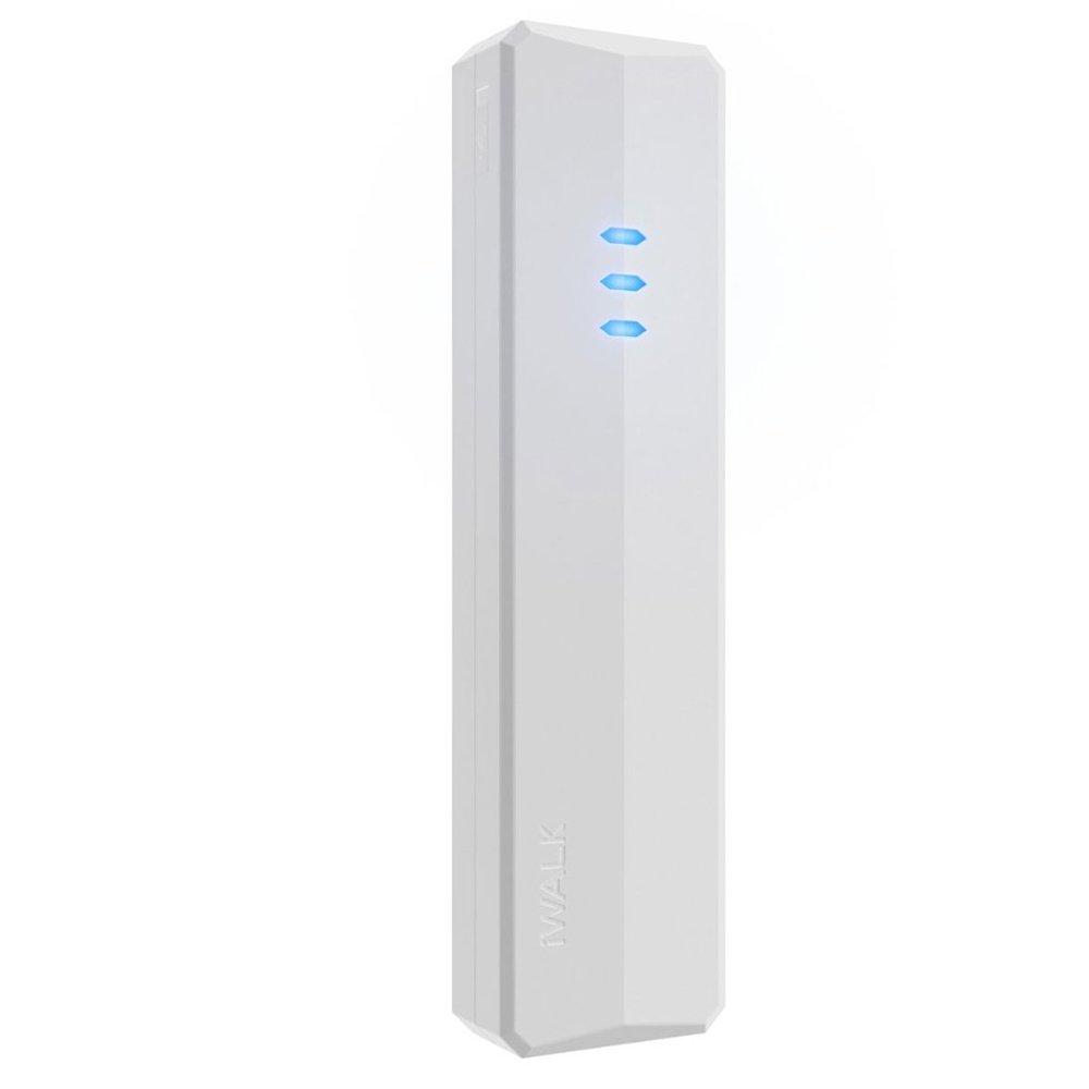 Дополнительный аккумулятор универсальный iWalk Supreme 10400mAh Duo белый