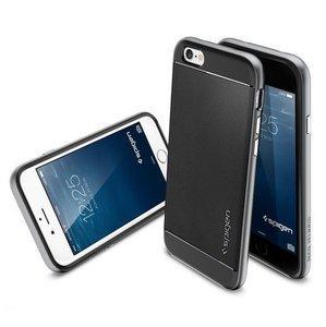 Чехол-накладка для Apple iPhone 6 - SGP Neo Hybrid серый