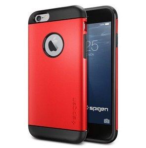 Чехол-накладка для Apple iPhone 6 - SGP Slim Armor красный