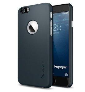 Чехол-накладка для Apple iPhone 6 - SGP Thin Fit A синий