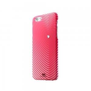 Чехол-накладка для Apple iPhone 6 - White Diamonds Heartbeat розовый