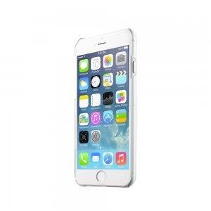 Чехол-накладка для Apple iPhone 6 - White Diamonds Lipstick Kiss прозрачный