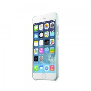 Чехол-накладка для Apple iPhone 6 - White Diamonds Liquids фиолетовый