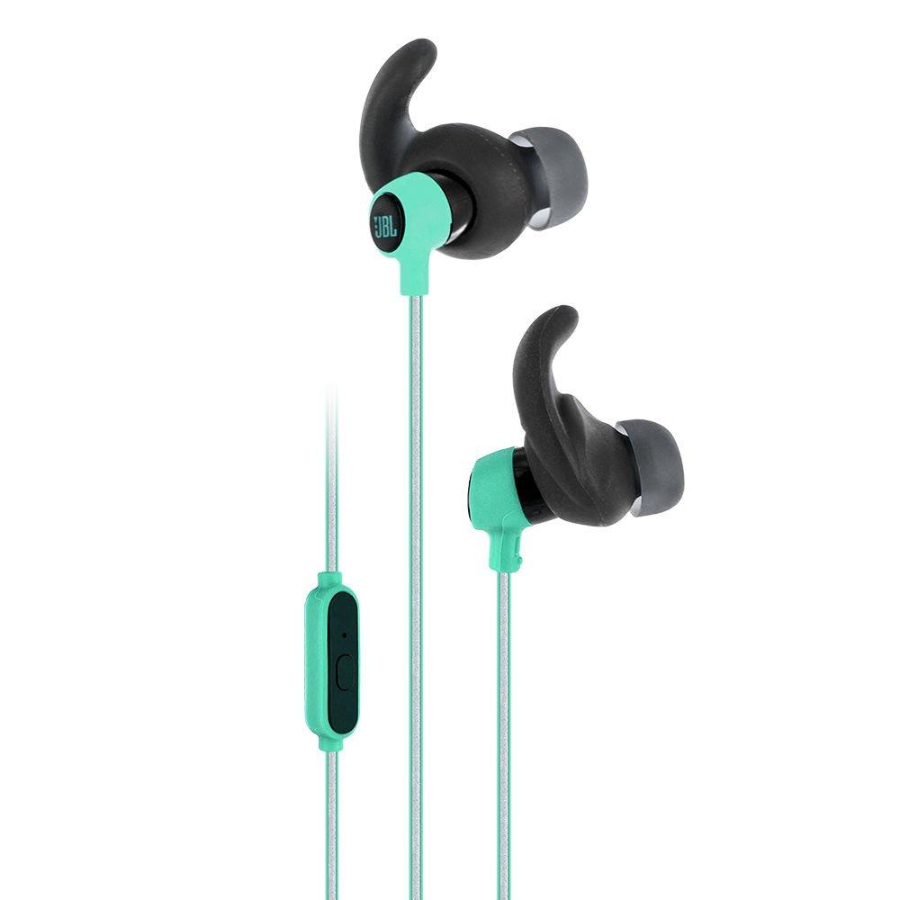Наушники JBL Reflect Mini зелёные