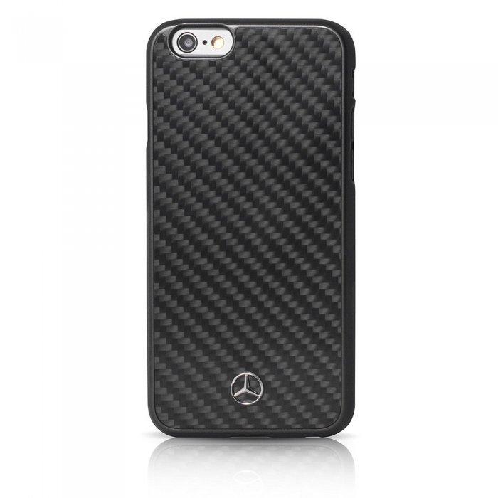 Чехол-накладка для Apple iPhone 6/6S - Mercedes Dynamic Line черный