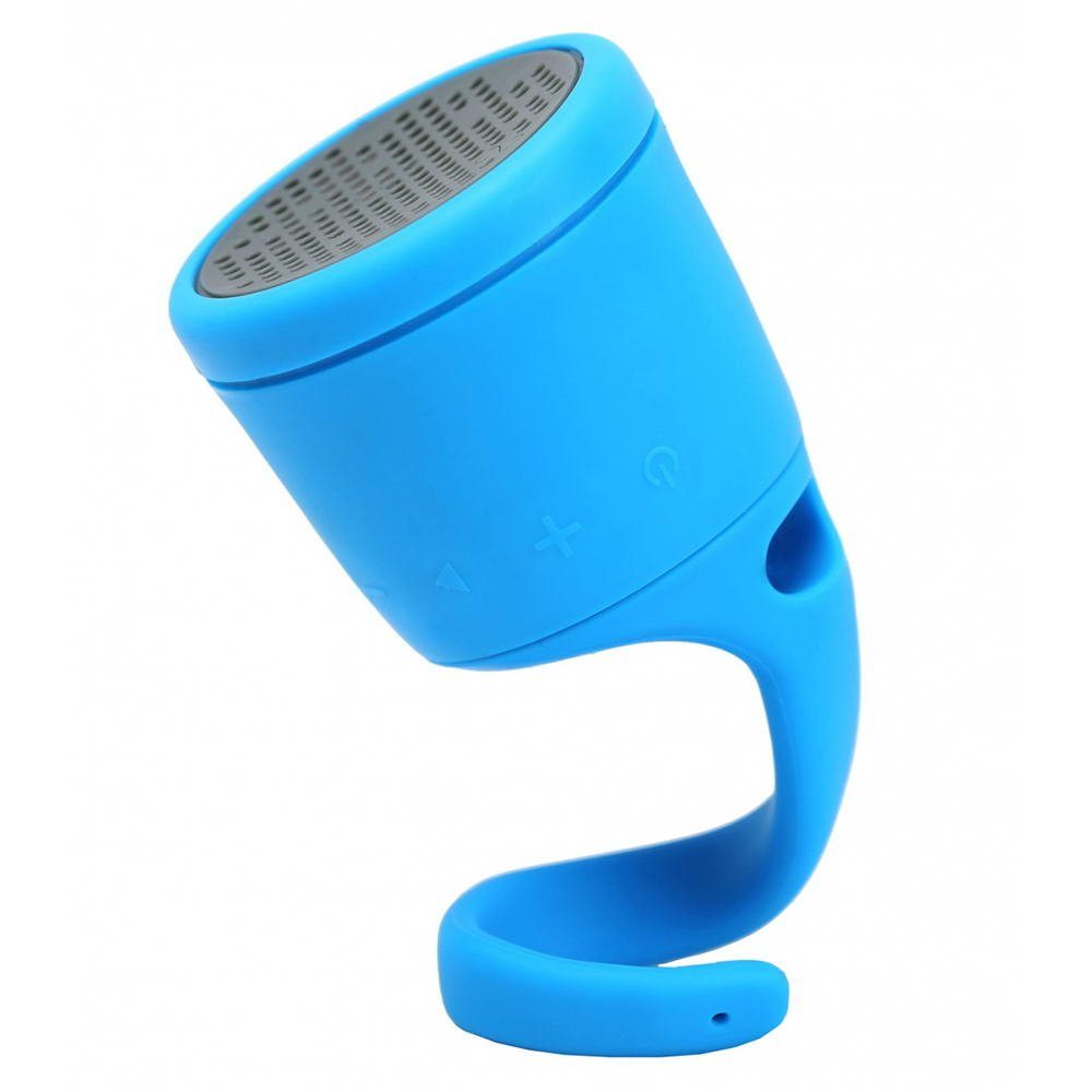Портативная колонка Polk Boom Swimmer синяя