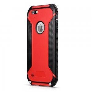 Водонепроницаемый чехол Bolish C5501 красный для iPhone 6/6S Plus
