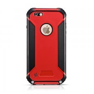 Водонепроницаемый чехол Bolish C5501 красный для iPhone 6 Plus/6S Plus