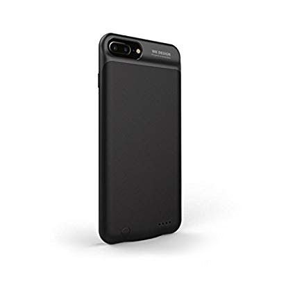 Чехол-аккумулятор WK Saki 3600mAh черный для iPhone 6S Plus, 7S Plus, 8S Plus