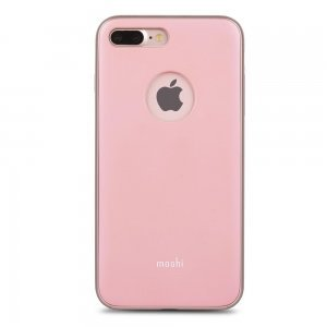 Защитный чехол Moshi iGlaze Snap-On розовый для iPhone 8 Plus/7 Plus