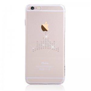 Чехол-накладка для Apple iPhone 6/6S - Kingxbar Charm Crown