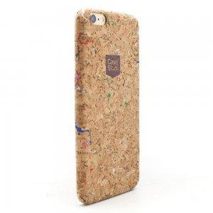 Деревянный чехол CaseStudi Corkwood Mix разноцветный для iPhone 6/6S