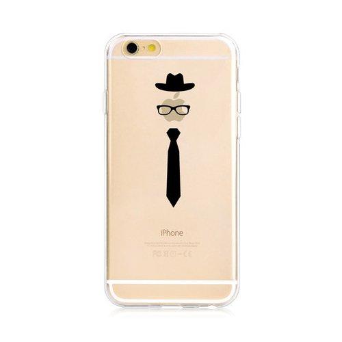 """Чехол-накладка для Apple iPhone 6 - Zethydum с рисунком """"Trend Man"""""""