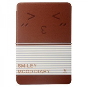 Чехол-книжка Baseus Mood diary коричневый для iPad mini 2/3/iPad mini