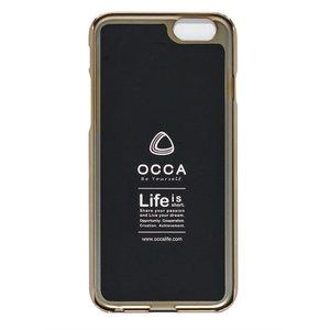 Чехол-накладка для Apple iPhone 6/6S - OCCA Wild черный