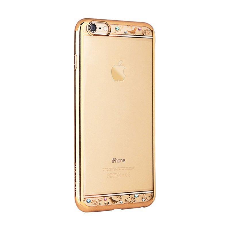 Чехол-накладка для Apple iPhone 6/6S - Kingxbar Encounter Bird