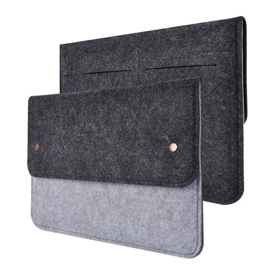 """Чехол-конверт Gmakin GM05 черный для MacBook Air 13""""/Pro 13""""/ Pro 13"""" Retina"""