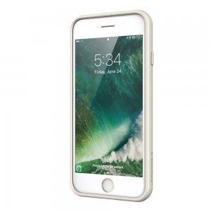 3D чехол SwitchEasy Fleur белый для iPhone 8/7/SE 2020