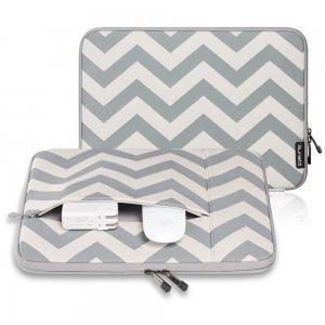 "Чехол-карман для Apple MacBook 13"" - Runetz Neoprene Sleeve серый"