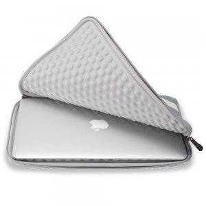 "Чехол-карман для Apple MacBook 13"" - Runetz Neoprene Sleeve серый"