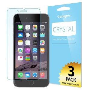 Набор защитных пленок для Apple iPhone 6 Plus - SGP Crystal глянцевый