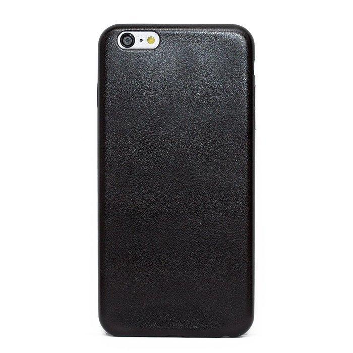 Чехол-накладка для Apple iPhone 6/6S - Fashion Case черный