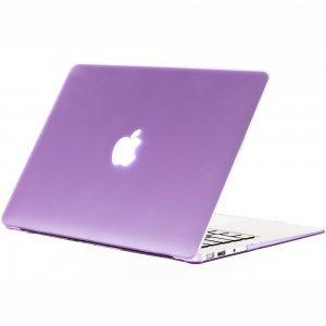 "Чехол-накладка для Apple MacBook Air 13"" - Kuzy Rubberized Hard Case светло-фиолетовый"