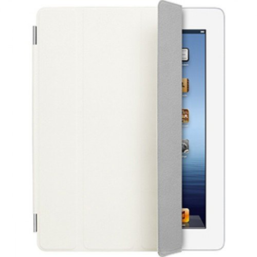 Чехол-обложка на экран для Apple iPad 2/3/4 - Smart Case белый