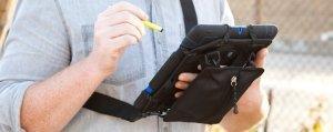 Чехол спорт и экстрим для Apple iPad 2/3/4 - Harness Kit черный