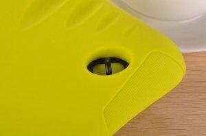 Чехол спорт и экстрим для Apple iPad mini 1/2/3 - Griffin Sport зеленый