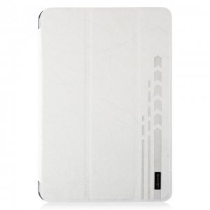 Чехол-книжка для Apple iPad mini Retina - USAMS U-Clothes белый