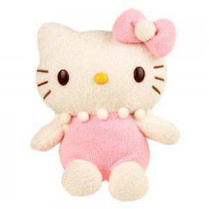 Чехол-игрушка для Apple iPhone 4/4S - New Case Hello Kitty белый