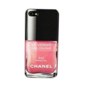 Наклейка Chanel 543 Frisson для iPhone 5/5S/SE