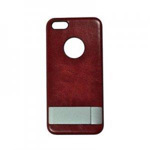Чехол с подставкой Moshi Ultra-thin красный для iPhone 5/5S/SE