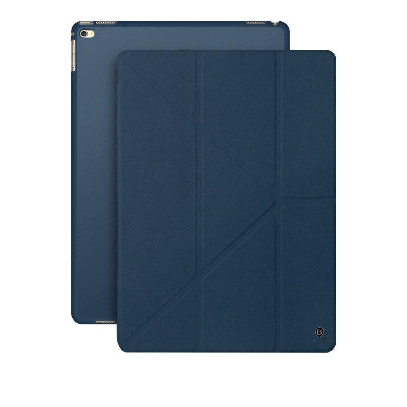 """Чехол-книжка для Apple iPad Pro 12,9"""" - Baseus Terse синий"""