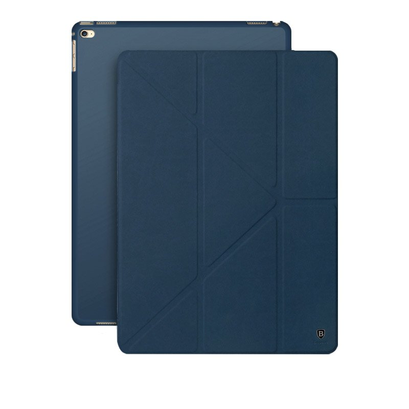 """Чехол (книжка) Baseus Terse синий для iPad Pro 12,9"""""""