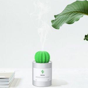 Увлажнитель воздуха 3Life Cactus серый