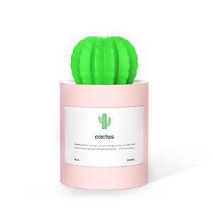 Увлажнитель воздуха 3Life Cactus розовый
