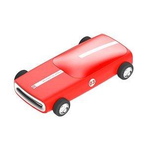 Внешний аккумулятор 3Life Car 6500mAh красный