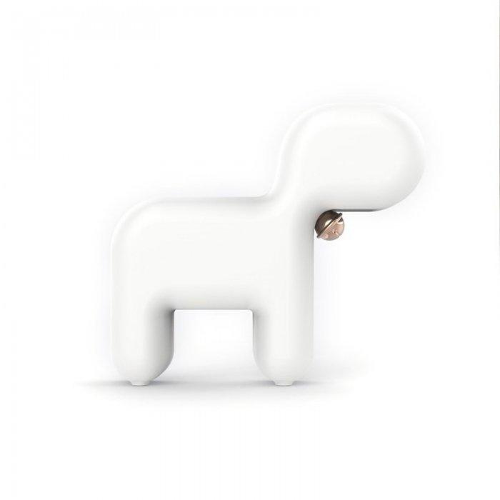 Ночник 3Life Dog белый