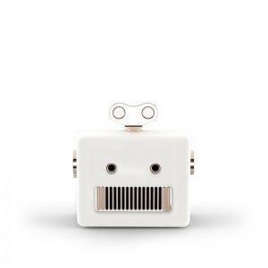 Портативная акустика 3Life Robot белый