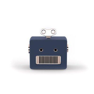 Портативная акустика 3Life Robot синий