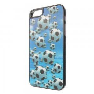 Чехол с рисунком 3d Effect Balls разноцветный для iPhone 5/5S/SE