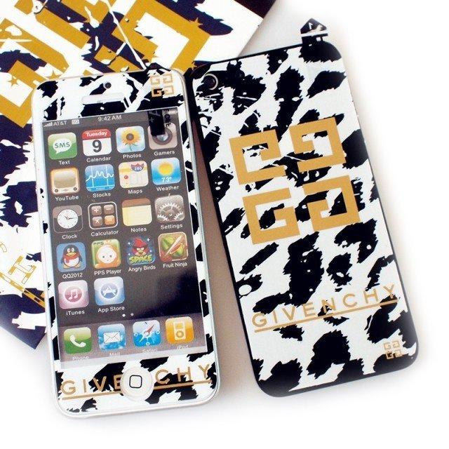 Виниловая наклейка A+ Skin GIVENCHY для iPhone 5/5S/SE
