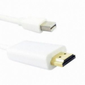 Адаптер для MacBook&MacBook Pro - Mini Display Port/HDMI белый