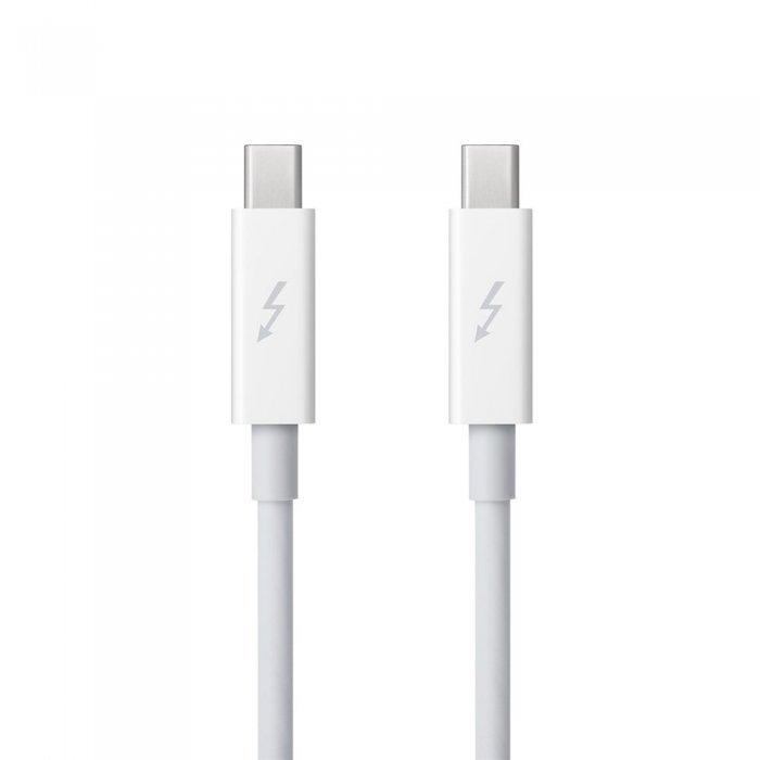 Кабель для Apple MacBook Air/Pro - Thunderbolt (2.0 m) (MD861) белый