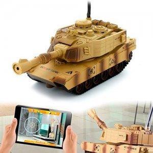 Радиоуправляемый танк JD Scouting