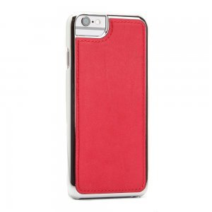 Чехол-накладка для Apple iPhone 6 - Sena Ultra Thin Snap on красный
