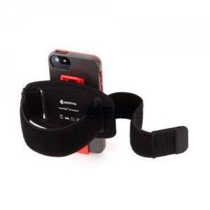 Чехол на бицепс Griffin Armband Sports зеленый + черный для iPhone 5/5S/SE