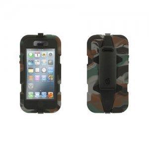 Чехол с креплением на пояс Griffin Survivor камуфляж для iPhone 5/5S/SE